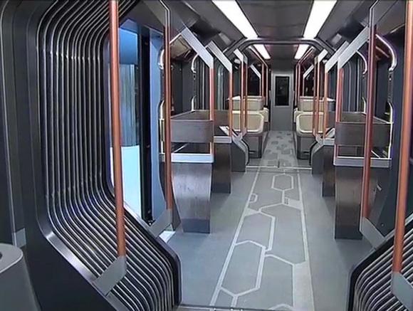 Новые поезда московского метрополитена оснастят светофорами