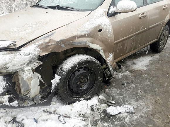 Крупное ДТП под Москвой: столкнулось около 40 машин