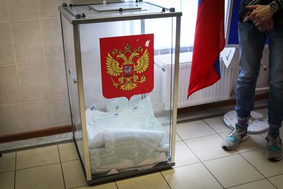 Собчак: Путин лидирует навыборах вВашингтоне, на2-м месте