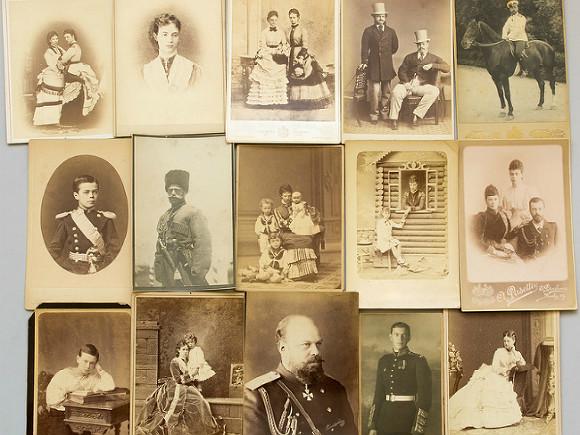 Архив семьи Романовых вернулся в Российскую Федерацию