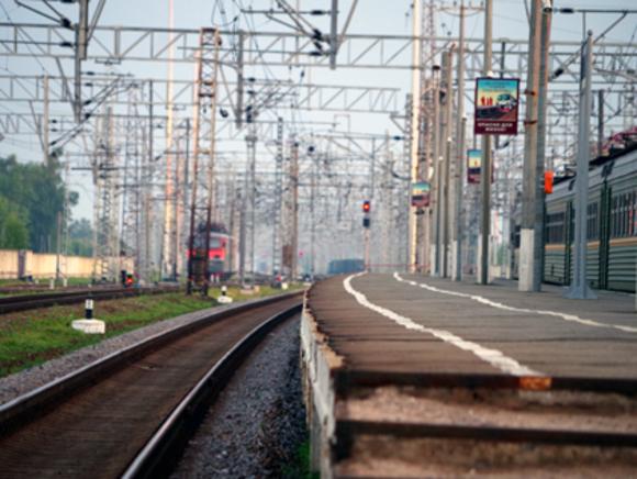 Застрявшим между платформой и поездом на Ярославском вокзале оказался пьяный мужчина