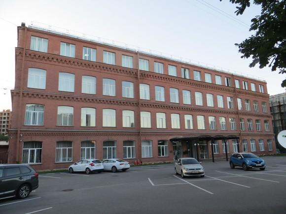 Кгиоп снял охранный статус скорпуса завода «Вулкан»