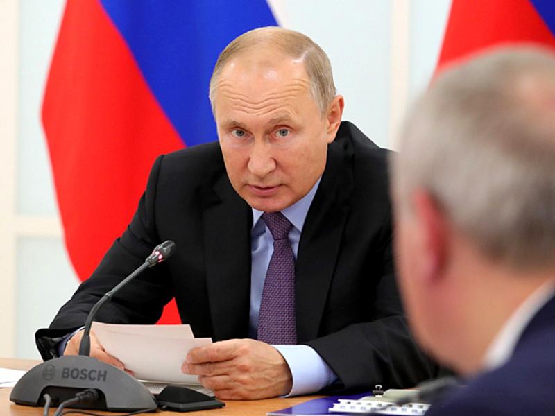 Путин предрек «новую Сребреницу», если Киев получит в Донбассе контрол