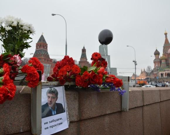 Власти Москвы согласовали акцию памяти Немцова, запланированную на 26 февраля