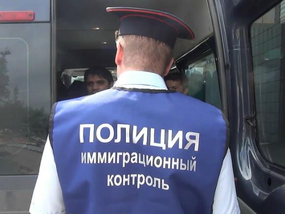 Из Российской Федерации всамом начале года выдворены 2,5 тысячи иностранцев