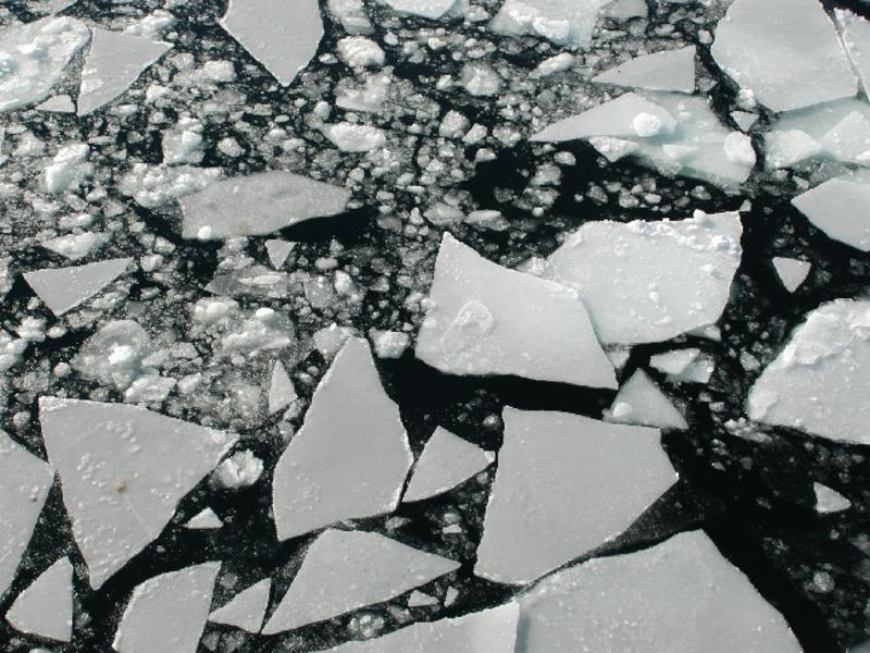 Землетрясение магнитудой 6,8 произошло в Ледовитом океане