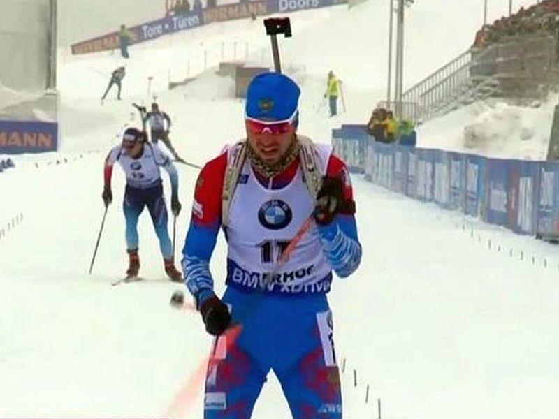 Фуркад назвал «позорной» победу Логинова в спринте в Оберхофе