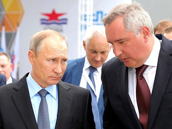 Президент Путин подписал новейшую госпрограмму вооружения— Рогозин