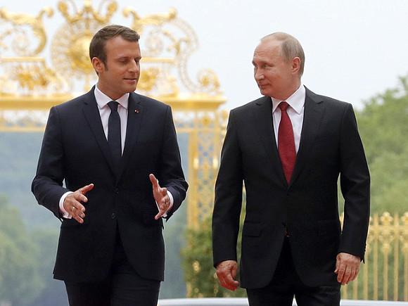 Путин объявил оботсутствии свидетельств использования химоружия Асадом