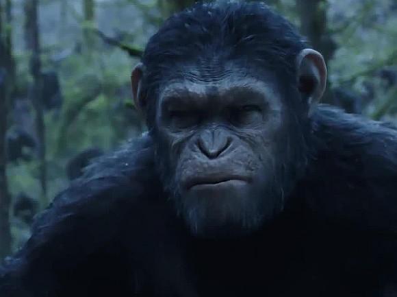 Размещен русскоязычный трейлер фильма «Планета обезьян»