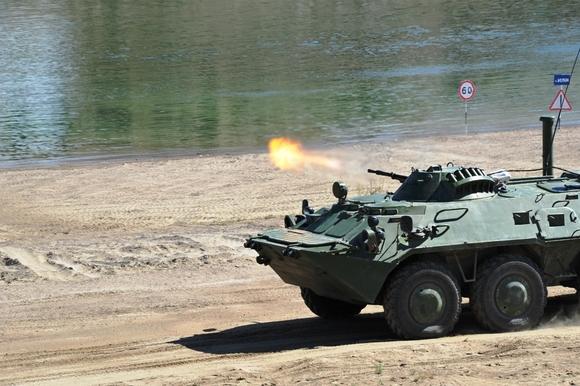 ВКазахстане подновят иотправят наэкспорт советскую военную технику