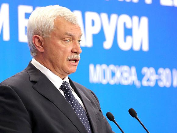 ВСмольном прокомментировали прославлениеФК «Ахмат» губернатором Полтавченко