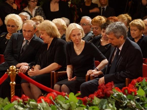 Прощание с Евгением Примаковым