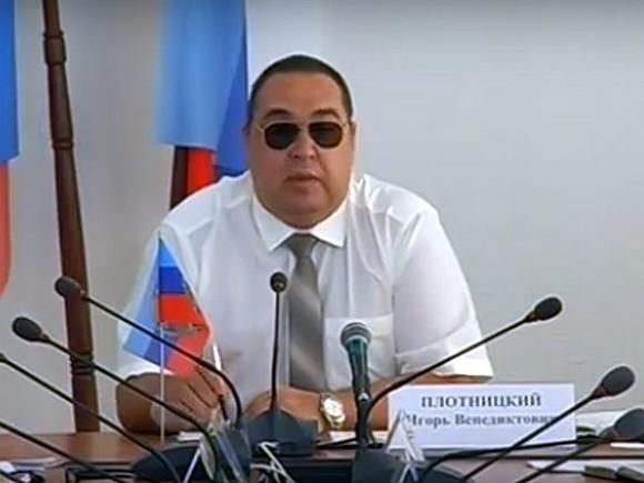 Руководитель ЛНР Игорь Плотницкий вближайшие дни возвратится наработу