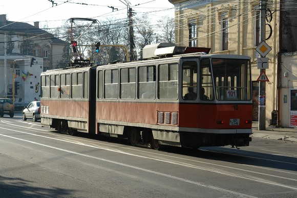 ВВитебске 4 женщины захватили трамвай