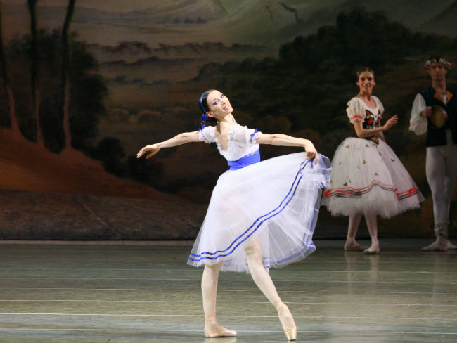 Фото из архива Виктории Терешкиной