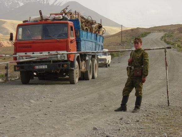 Новость в киргизии революция?