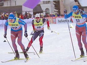 Фото со страницы в Facebook Cross Country Ski Federation of Russia