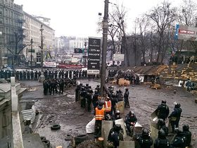 Фото из архива луганского «Беркута»