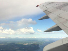 В США на борту самолета обнаружили человеческое сердце и развернули лайнер