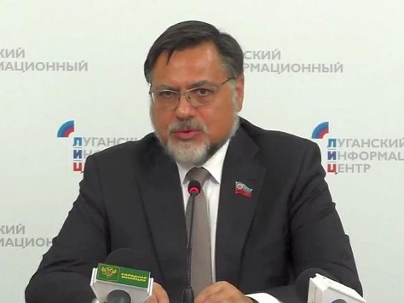 В «ЛНР» появился «и.о. руководителя МИД»