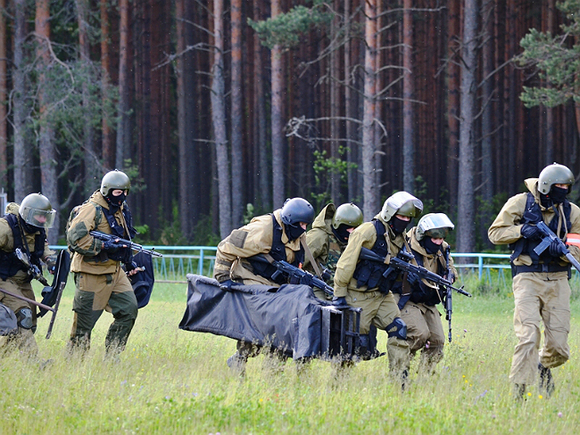 НАК: Мощная взрывчатка найдена вдоме, где скрывались ликвидированные вИнгушетии боевики