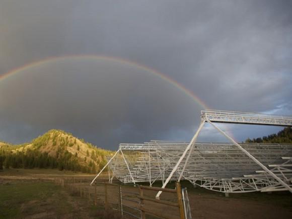 Телескоп CHIME в Канаде
