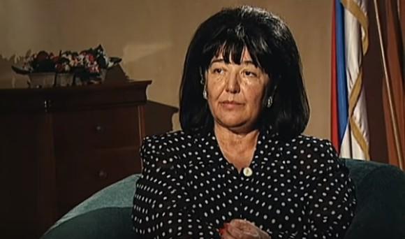 В Сербии похоронили вдову Слободана Милошевича