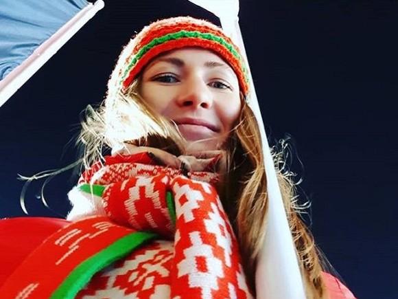 Домрачева стала лучшей вспринте вТюмени, русских биатлонисток вдесятке нет