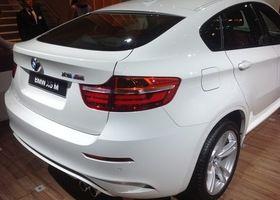 Фото Владислава Кузьмичева. BMW-X6M