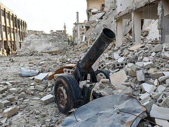 Минобороны РФ: В Сирии погибли четыре российских военных