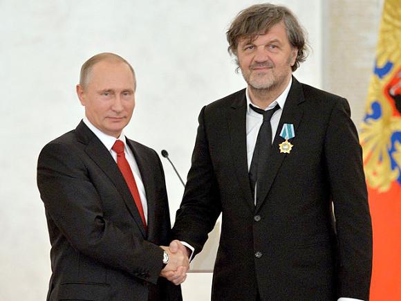 Эмир Кустурица попал всерьезное ДТП вСербии