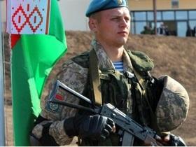 Сайт Минобороны Белоруссии