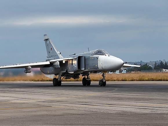 Русские самолеты набазе Хамадан выполнили свою задачу— МинобороныРФ