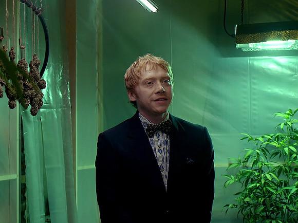 «Рон Уизли» снимется в телесериале Гая Ричи помотивам «Большого куша»