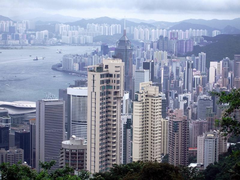 Правительственные здания в центре Гонконга будут закрыты до конца неде