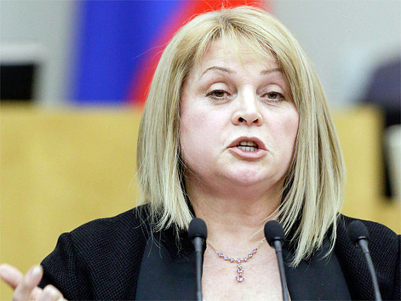 Глава ЦИК считает, что выборы в России прошли «вполне легитимно»