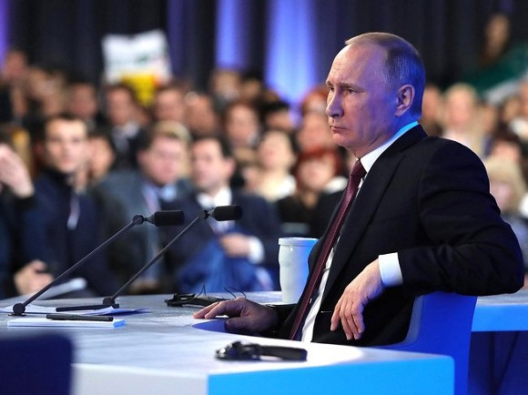 Динамика превосходная, ее необходимо сохранить— Путин обэкономике