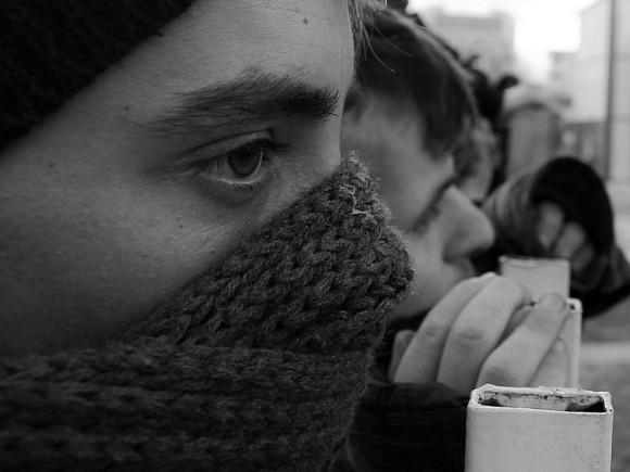 Братск: Неизвестные закидали камнями рейсовый автобус Иркутск