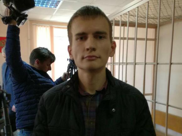 Фото предоставлено объединенной пресс-службой судов Петербурга