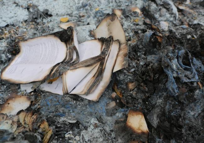 В Российской Федерации убивают книги, изданные при помощи Фонда Сороса