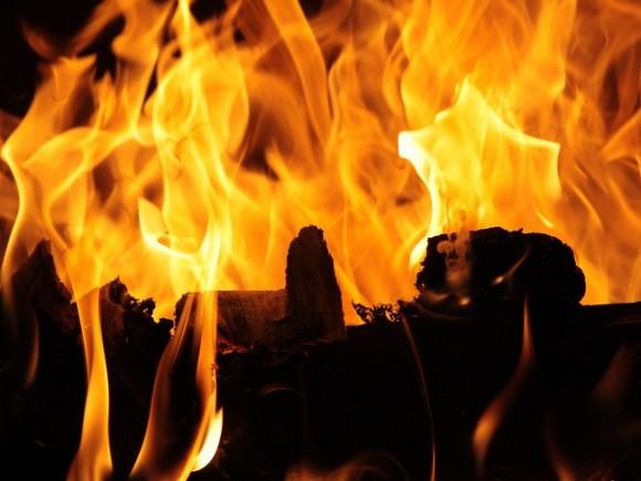 В Умбе в одном из домов случился пожар в ванной