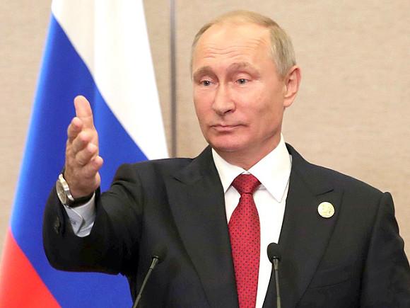Путин: МРОТ должен быть повышен допрожиточного минимума с2019 года