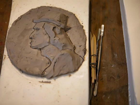 Фото предоставлено пресс-службой Музея городской скульптуры