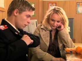 Стоп-кадр видео, кадр из сериала «Кадетство»