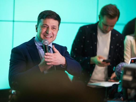 «Потрясающий шанс для Украины»: Саакашвили призвал поддержать Зеленского