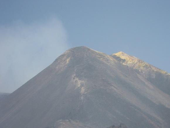 НаСицилии случилось извержение вулкана Этна