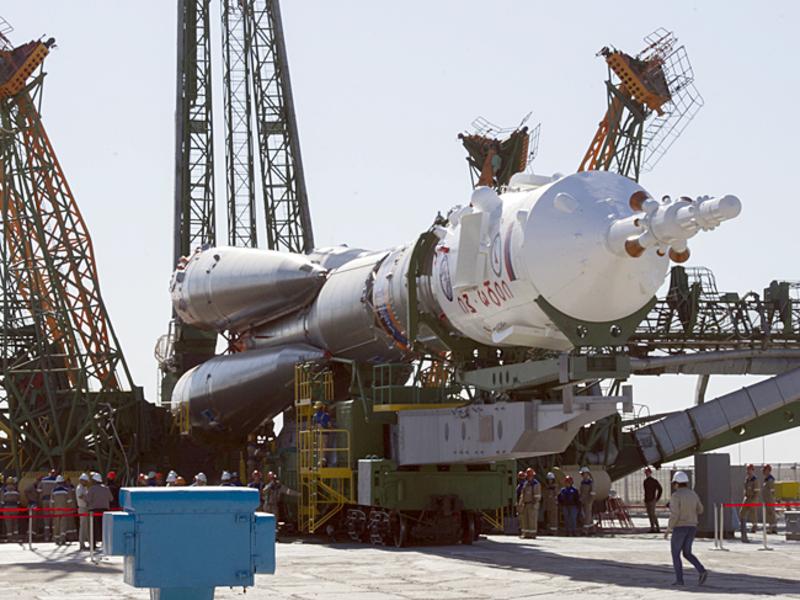Европейцы запустили российскую ракету со спутником