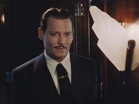 Стоп-кадр из фильма «Убийство в Восточном экспрессе»