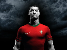 Фото с сайта футболиста www.cristianoronaldo.com